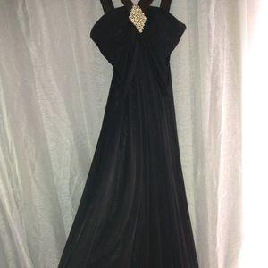 Gorgeous elegant event dress by Dancing Queen EUC